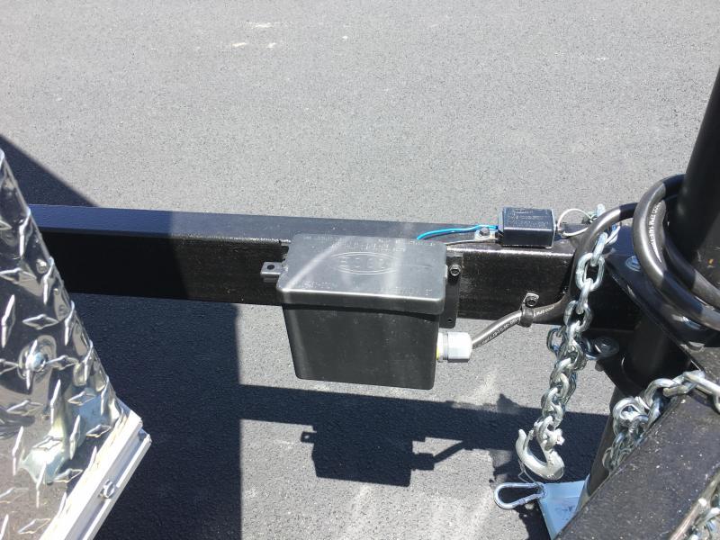 HMVG712T HAULMARK 7X12 ENCLOSED CARGO TRAILER