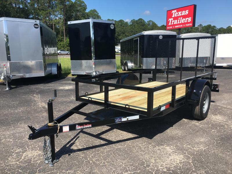 UT51035 TEXAS TRAILERS 5X10 UTILITY TRAILER in Ashburn, VA