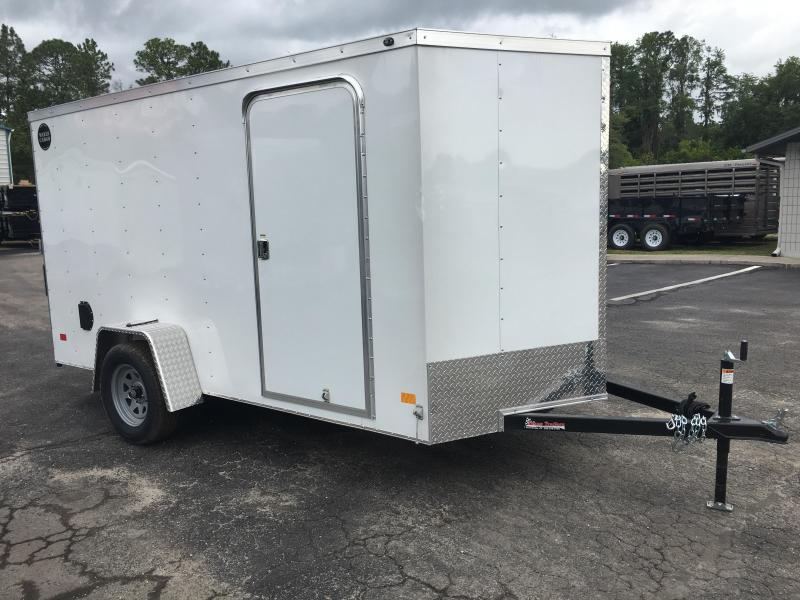WCVG612S WELLS CARGO 6X12 V-3000 SERIES ENCLOSED CARGO TRAILER