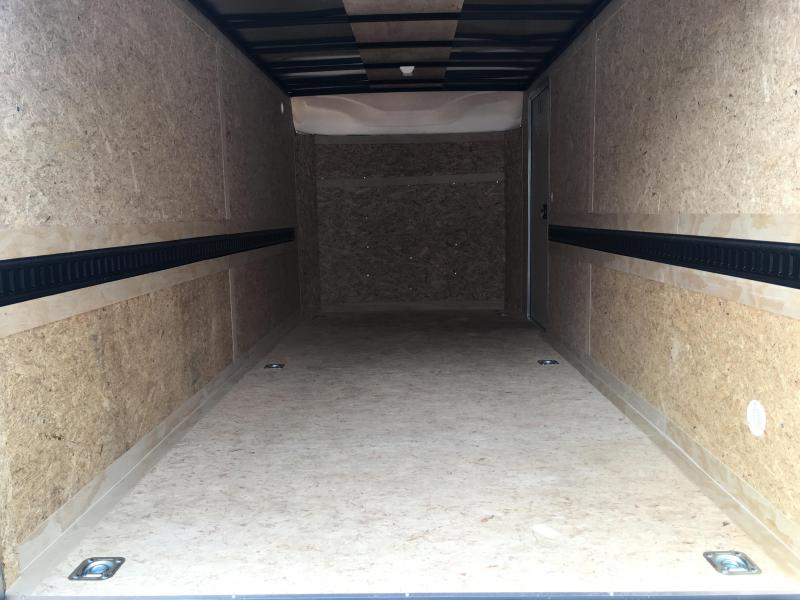PXT7X16TE3 PACE AMERICAN 7X16 ENCLOSED TRAILER W/ 5200# AXLES