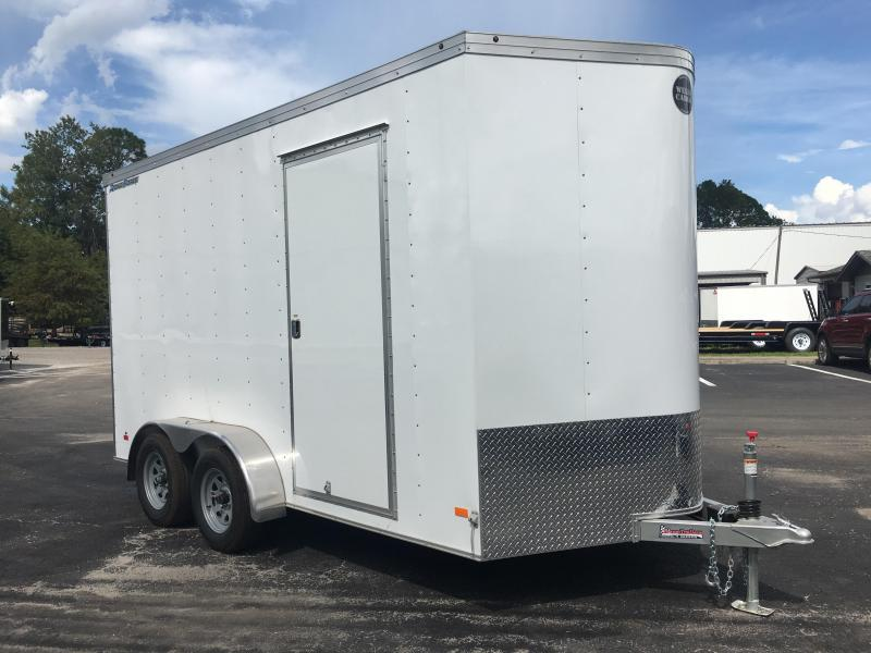 RFV7X142 WELLS CARGO 7X14 ROAD FORCE ENCLOSED CARGO TRAILER W/ CUSTOM OPTIONS