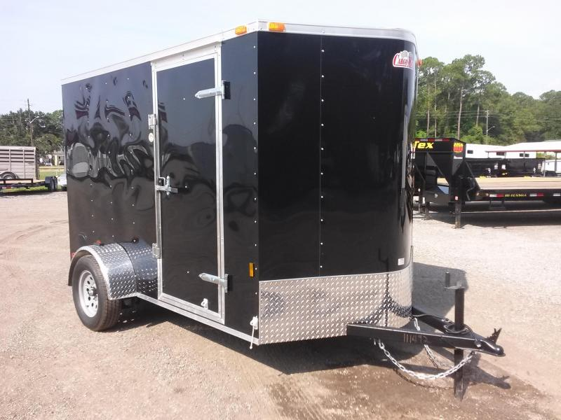 GANS610SA CARGO MATE 6 X 10 ENCLOSED CARGO TRAILER