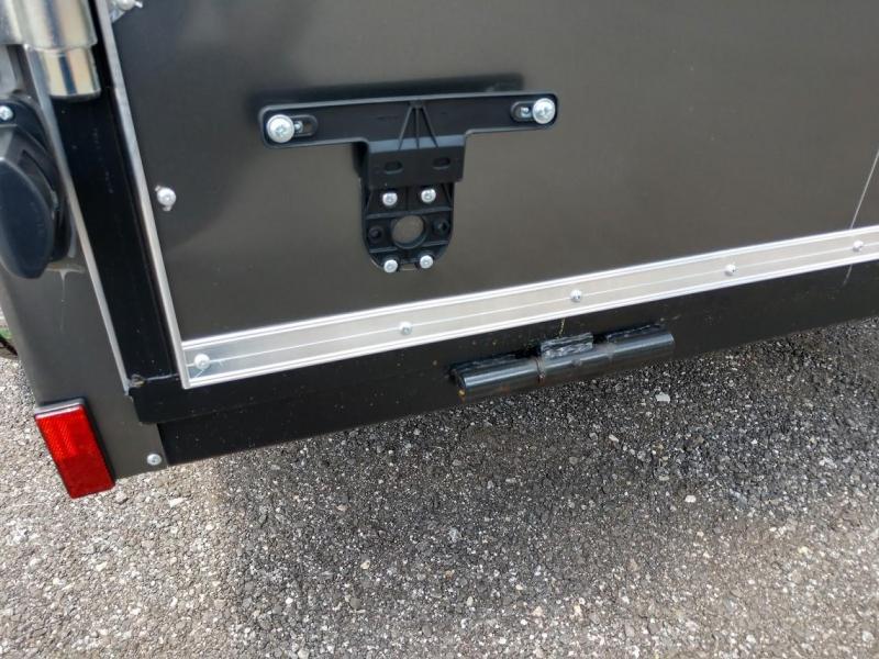 JV5X8SI2SE PACE AMERICAN 5 X 8 ENCLOSED CARGO TRAILER W/ UPGRADES