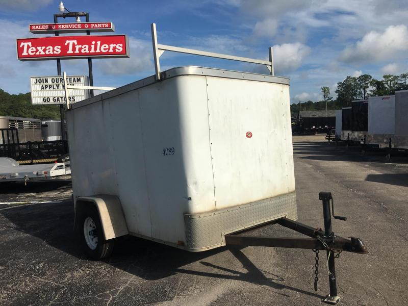 2006 CARGO SOUTH 5 X 8 ENCLOSED CARGO TRAILER