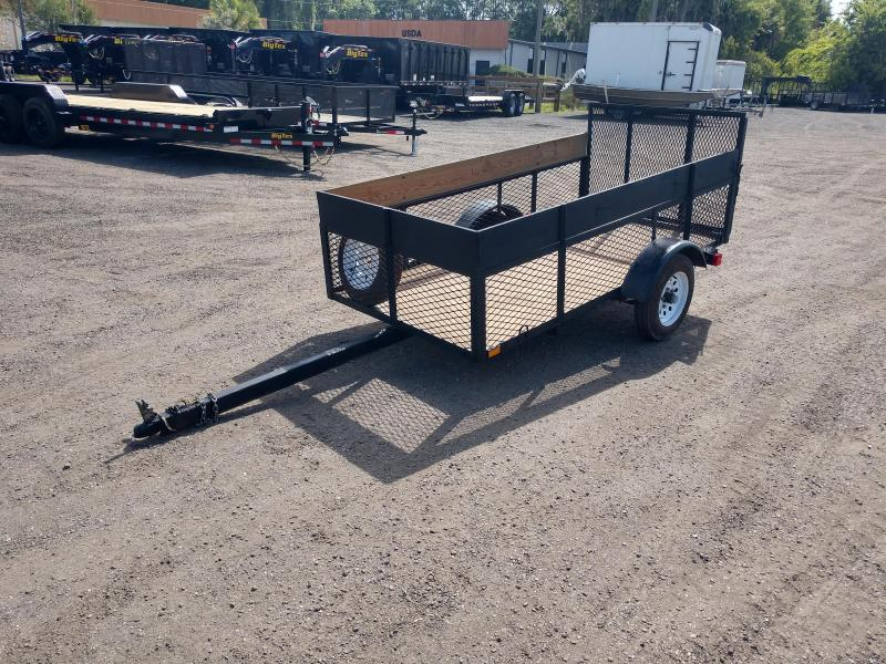 2000 BRAY 4 X 8 UTILITY TRAILER W/ SPARE TIRE in Ashburn, VA