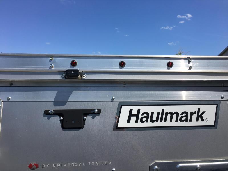 PPT4X6DS2 HAULMARK 4 X 6 ENCLOSED CARGO TRAILER