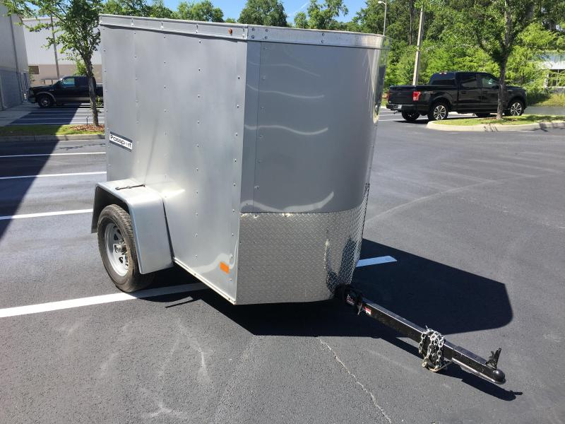 PPT4X6DS2 HAULMARK 4 X 6 ENCLOSED CARGO TRAILER