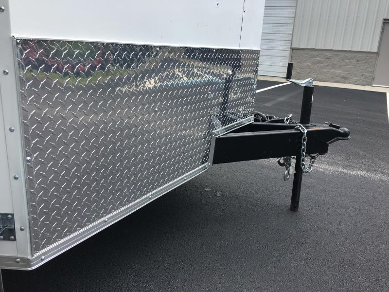 JV85X24TE3 PACE AMERICAN 8.5'X24' ENCLOSED AUTO HAULER