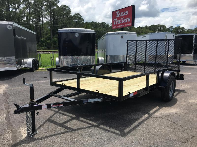 "UT61235 TEXAS TRAILERS 6'4""X12' UTILITY TRAILER in Ashburn, VA"