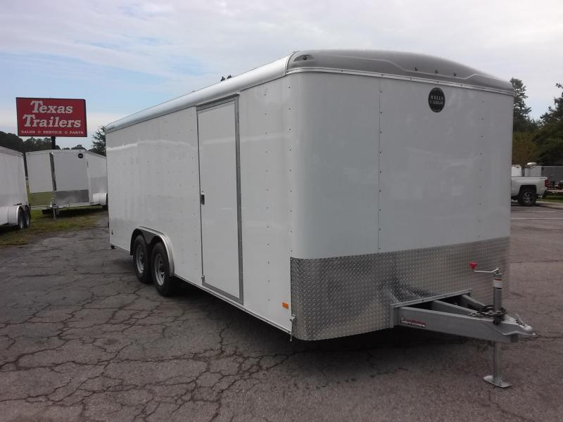 RF85X202 WELLS CARGO 8.5X20 ROAD FORCE ENCLOSED CARGO TRAILER