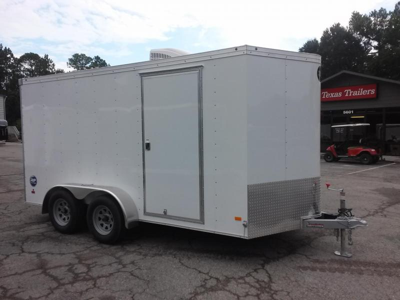 RFV7X142 WELLS CARGO 7X14 ROAD FORCE ENCLOSED CARGO TRAILER W/ CUSTOM OPTIONS in Ashburn, VA