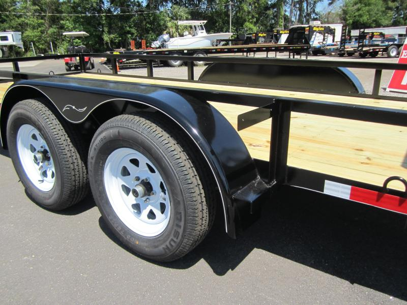 Ut61670 Texas Trailers 6 10 Quot X16 Utility Trailer Texas