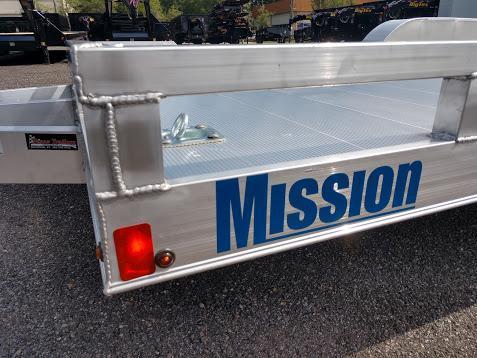 MOCH 8 X 18 MISSION 18' ALUMINUM CAR HAULER