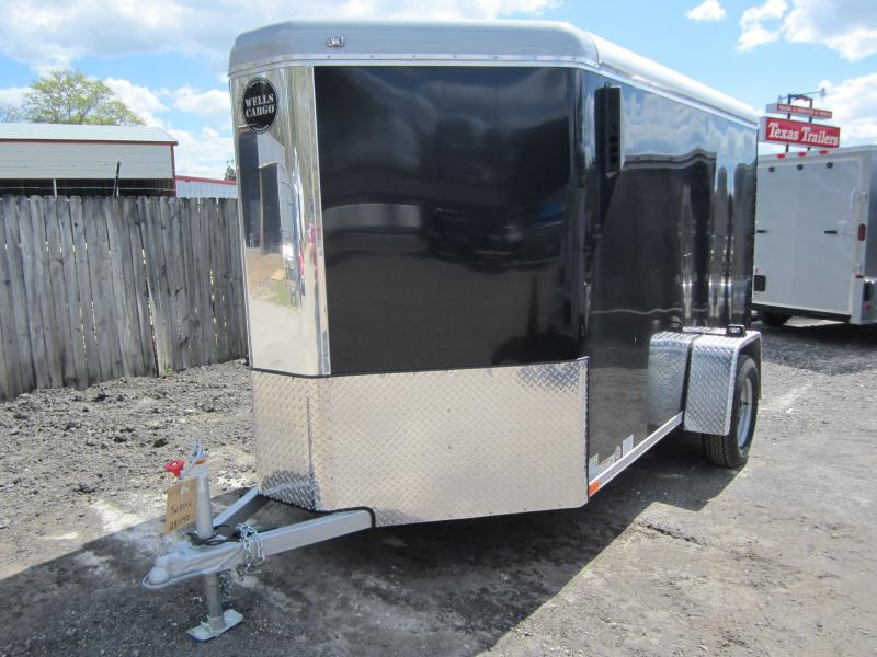 TW101-V WELLS CARGO 6X10 TOTE WAGON ENCLOSED CARGO TRAILER in Ashburn, VA