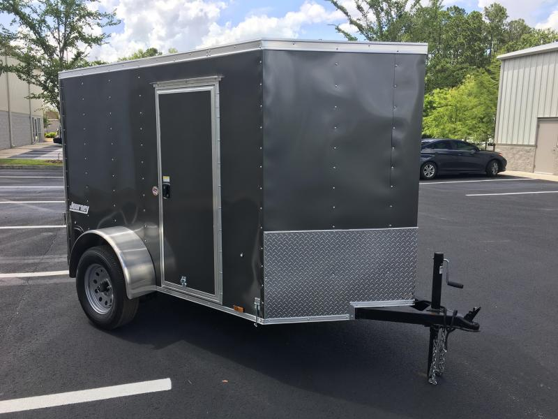 JV5X8SI2 PACE AMERICAN 5 X 8 ENCLOSED CARGO TRAILER in Ashburn, VA