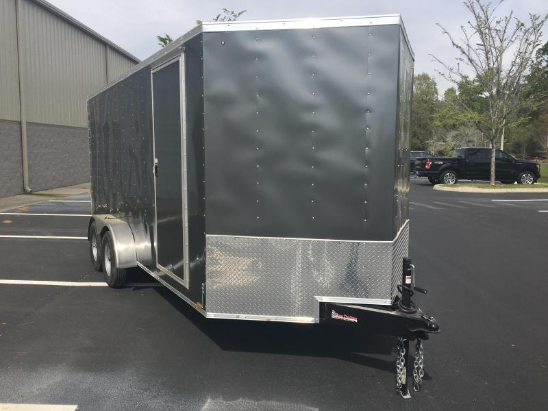 JV7X16TE2 PACE AMERICAN 7 X 16 ENCLOSED CARGO TRAILER in Ashburn, VA