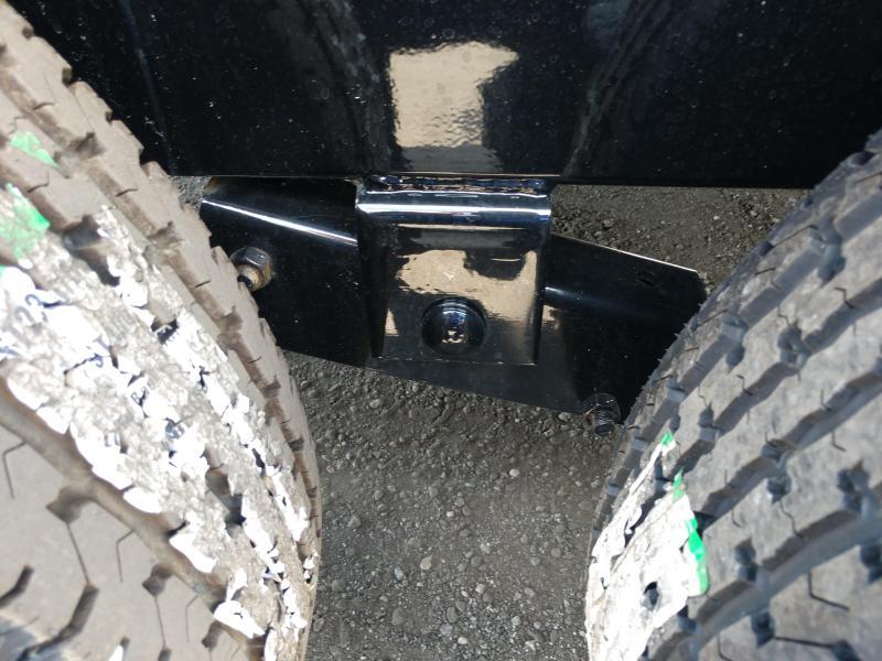 14LX-14 BIG TEX 7' X 14' DUMP TRAILER W/ 7X18 TARP & COMBO REAR GATE W/ 7' SLIDE IN RAMPS