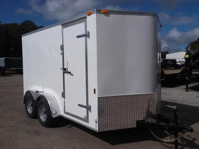 GANS712TA2 CARGO MATE 7 X 12 ENCLOSED CARGO TRAILER in Ashburn, VA