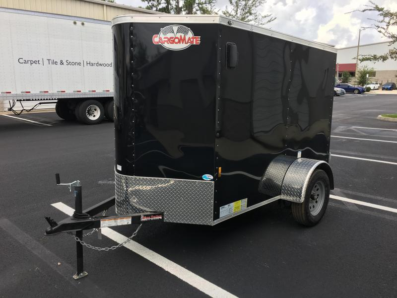 GANS58SA CARGO MATE 5 X 8 ENCLOSED CARGO TRAILER  W/ DOUBLE REAR DOORS in Ashburn, VA