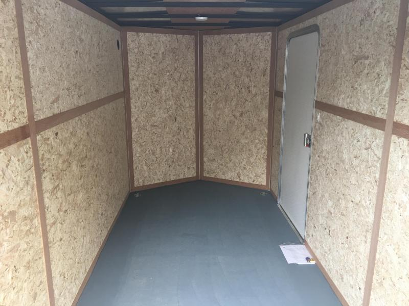 WCVG612S WELLS CARGO 6X12 V-5000 SERIES ENCLOSED CARGO TRAILER