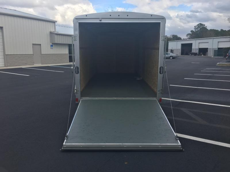 RF7X162 WELLS CARGO 7X16 ROAD FORCE ENCLOSED CARGO TRAILER