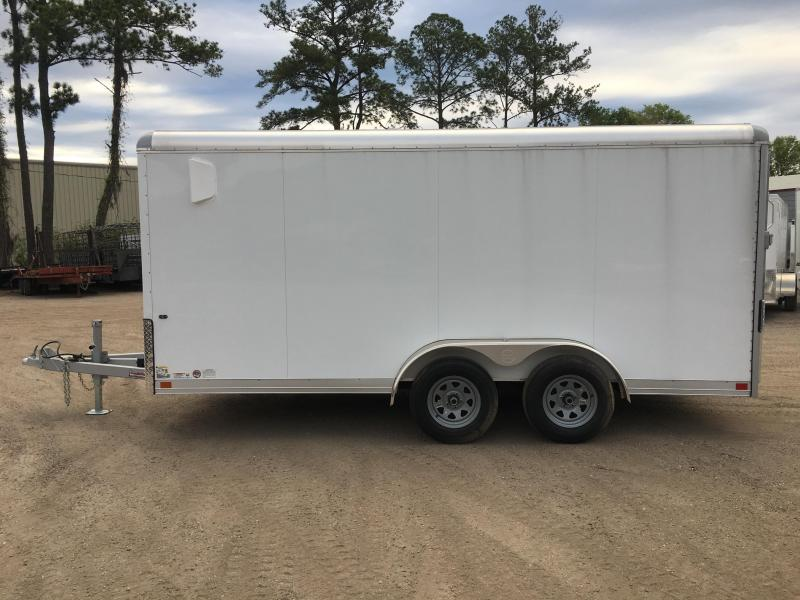 CW1622-102 WELLS CARGO 7X16 CARGO WAGON W/ 6-YEAR STRUCTURAL WARRANTY