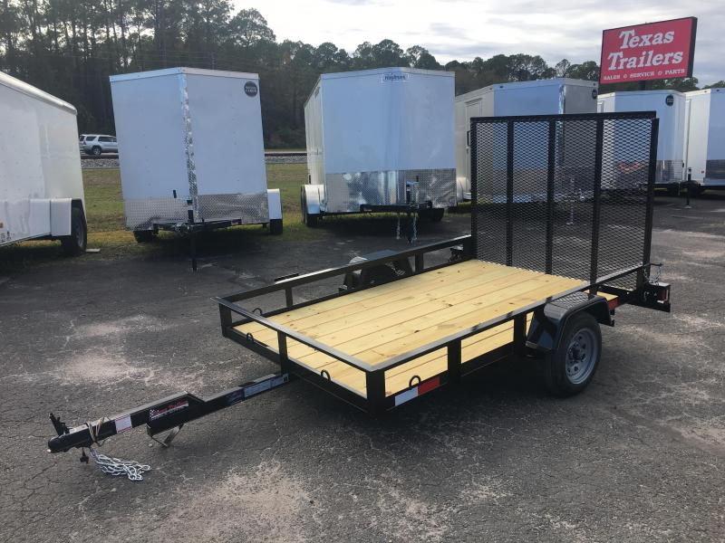 UT5820 TEXAS TRAILERS 5X8 UTILITY TRAILER in Ashburn, VA