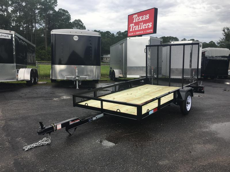 UT51020 TEXAS TRAILERS 5X10 UTILITY TRAILER in Ashburn, VA