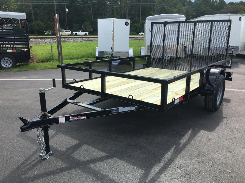 "UT61035 TEXAS TRAILERS 6'4""X10' UTILITY TRAILER  in Ashburn, VA"