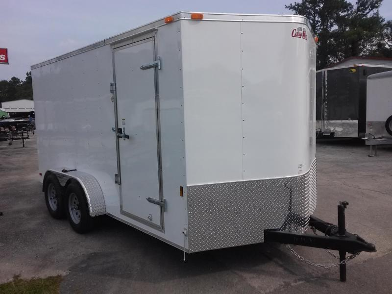 GANS714TA2 CARGO MATE 7 X 14 ENCLOSED CARGO TRAILER  in Ashburn, VA
