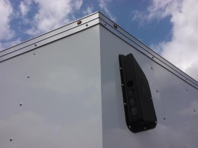 RFV85X204 WELLS CARGO 8.5X20 ROAD FORCE ENCLOSED CARGO TRAILER W/ CUSTOM OPTIONS