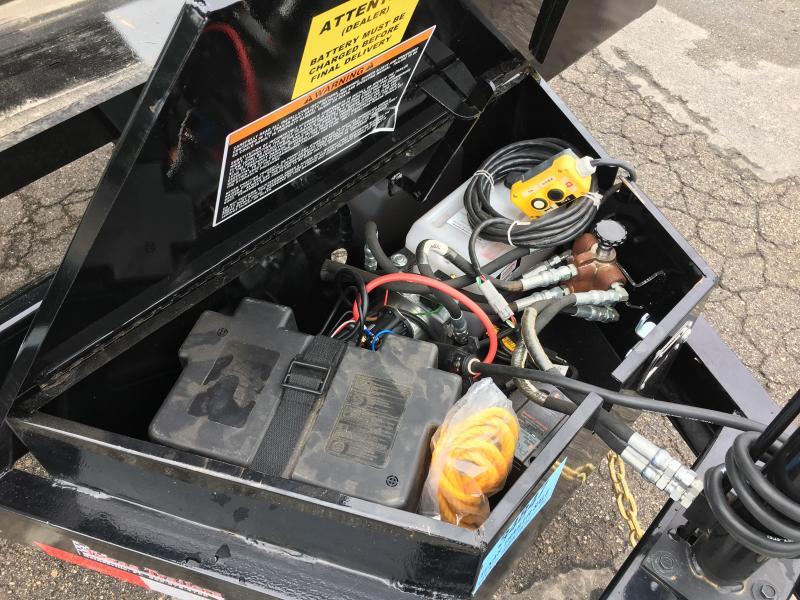 Terrific 14Lx 16 Big Tex 7 X 16 Dump Trailer W 4 Sides Hydraulic Jack Wiring Cloud Pimpapsuggs Outletorg
