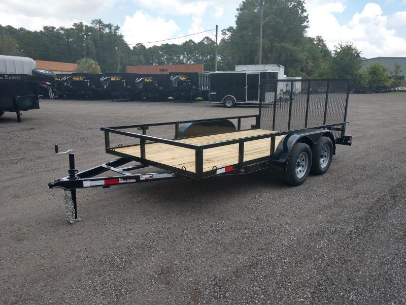 "UT61470 TEXAS TRAILERS 6'10""X14' UTILITY TRAILER in Ashburn, VA"