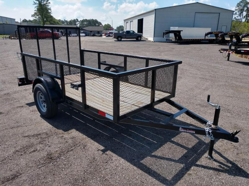 LM51035 TEXAS TRAILERS 5X10 LAWN MAINTENANCE TRAILER in Ashburn, VA