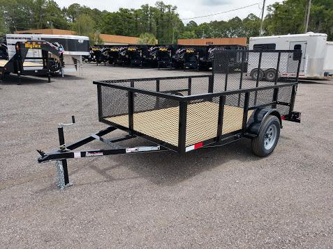 "LM61035 TEXAS TRAILERS 6'4"" X 12' LAWN MAINTENANCE TRAILER in Ashburn, VA"