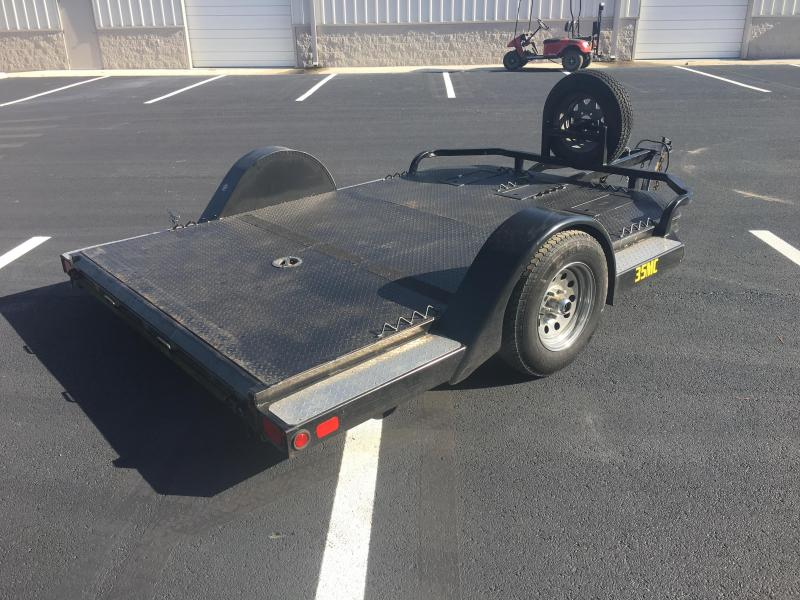 2014 BIG TEX 35MC-10 MOTORCYCLE TRAILER