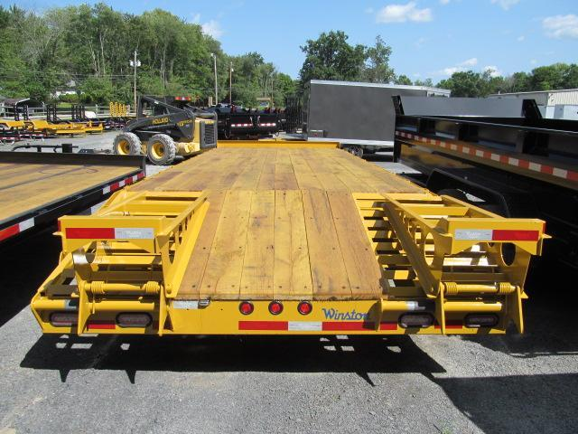 2018 Winston 8 Ton Deckover Equipment Trailer