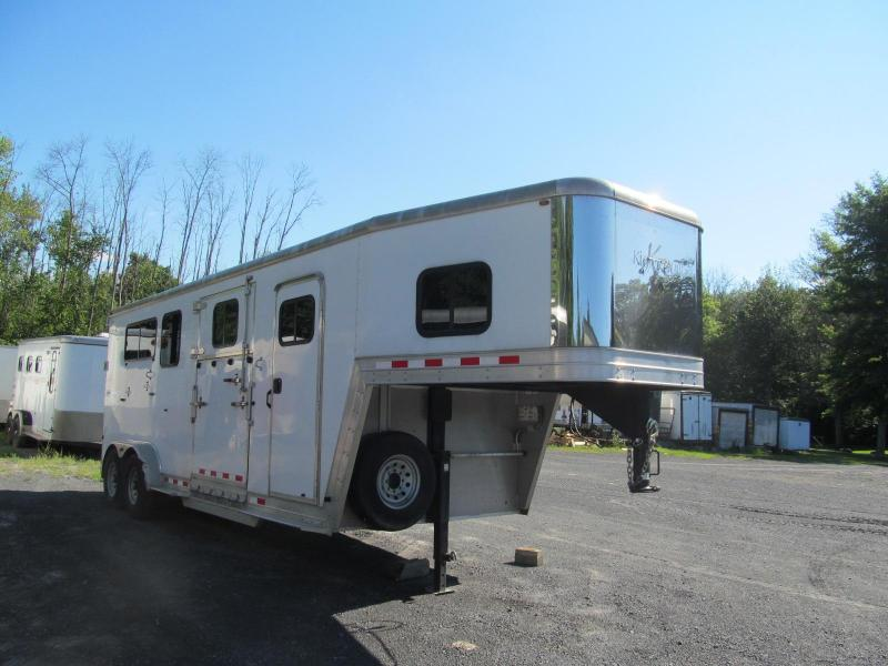2010 Kiefer Built 2 Plus 1 Gn With Dressing Room: Kiefer Built Trailer Wiring Diagram At Shintaries.co