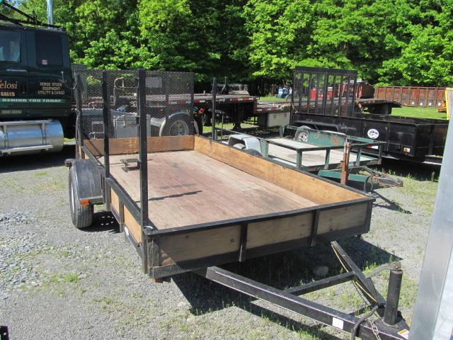 2013 Victory Trailers 6 x 12 Utility Trailer