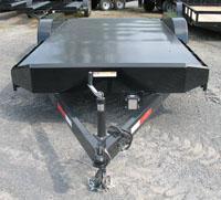 Sure-Trac Steel Deck Car / Racing Trailer