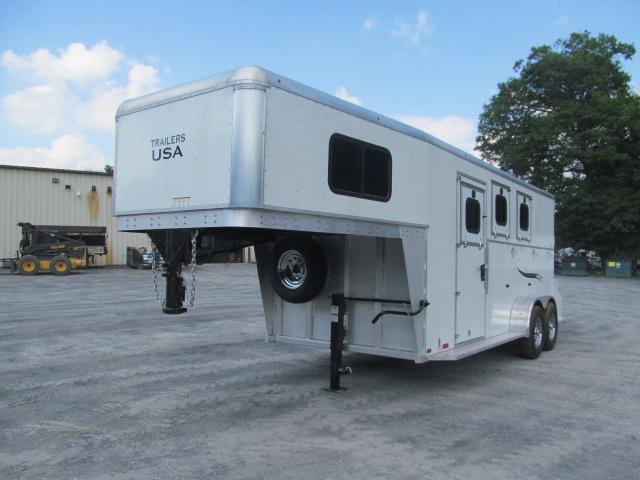 Trailers USA Patriot 3H Gooseneck Slant Load