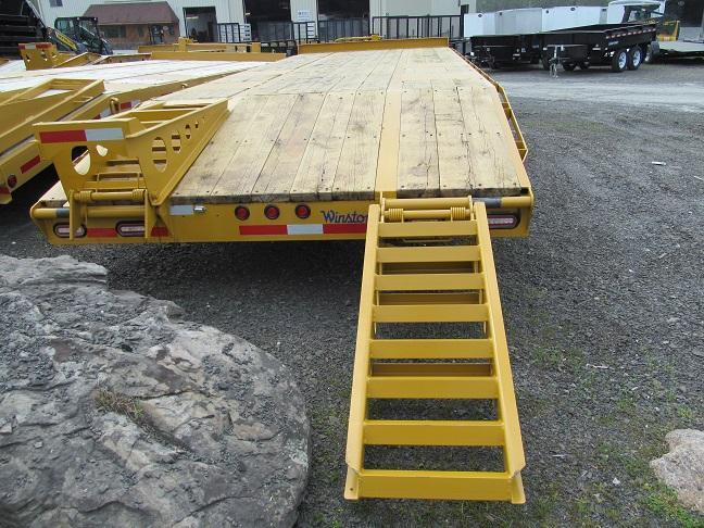 Winston 10 Ton ProSeries Equipment Trailers