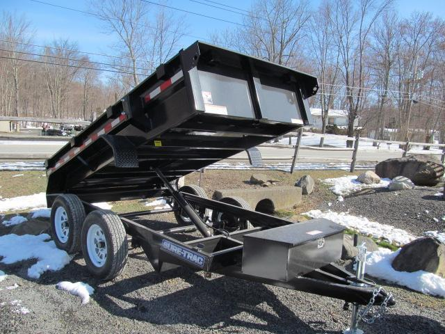 Sure-Trac 5 X 10 Low Profile Dump Trailer