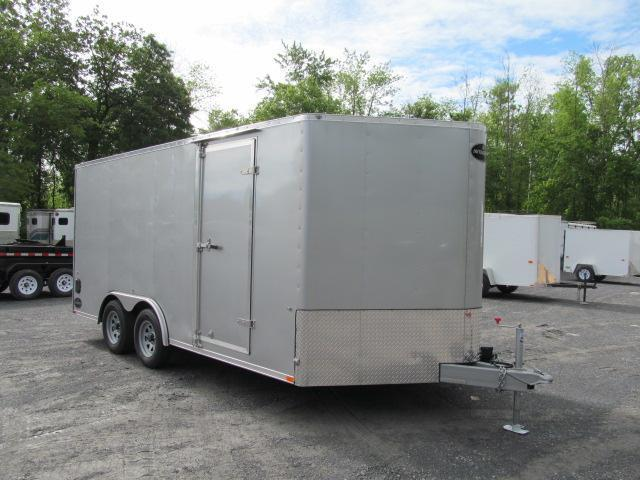 2019 Integrity True Line 8.5 X 16 Enclosed Cargo Trailer