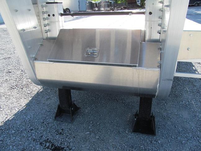 2016 Eby 10 Ton All Aluminum Gooseneck