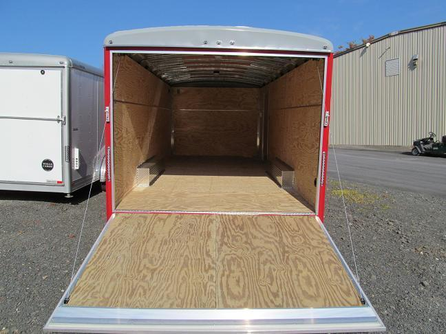 2019 Integrity HD Landscape Package 8.5 X 20 10K Enclosed Cargo Trailer