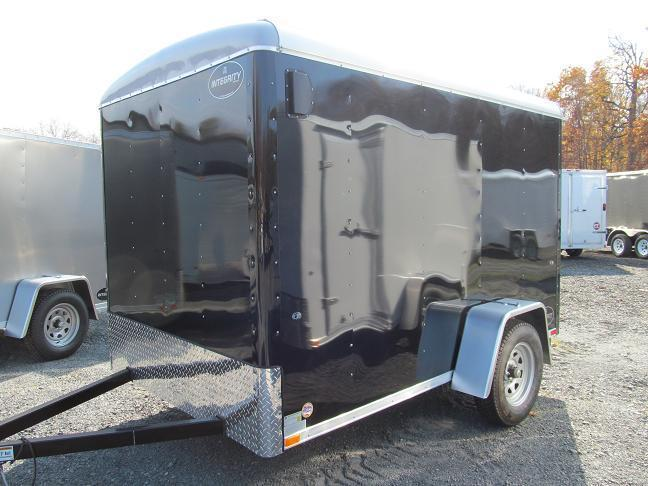 Integrity Trailers Pride Line Single Axle Cargo / Enclosed Trailer