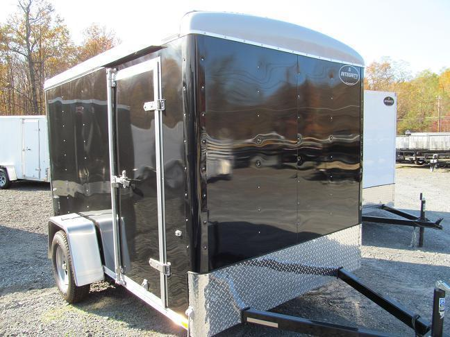 Integrity Trailers Pride Line Single Axle Cargo / Enclosed Trailer