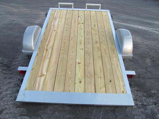 Sure-Trac Galvanized Homeowner Tilt Bed Utility Trailer