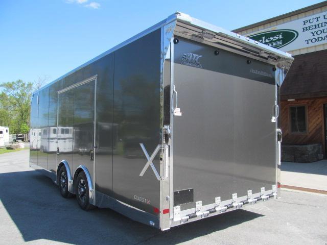 2020 Aluminum Trailer Company Quest X Car Hauler Car / Racing Trailer